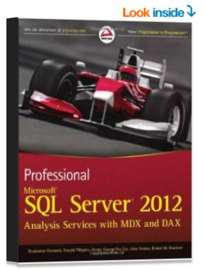 Microsoft SQL Server 2012 Analysis Services with MDX and DAX