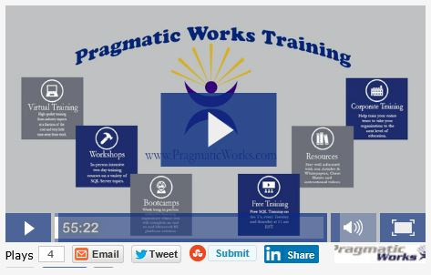 PowerPivot 101 free webinar training